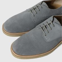 schuh Ollie Suede Chunky Derby 1