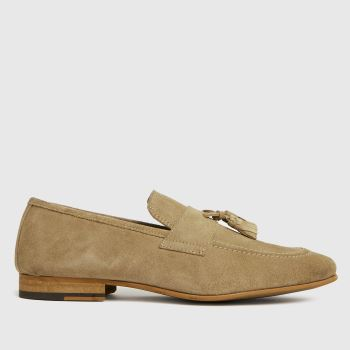schuh Stone Oscar Suede Tassle Mens Shoes