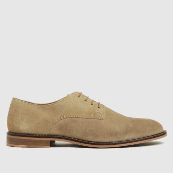 schuh Stone Porter Suede Derby Mens Shoes