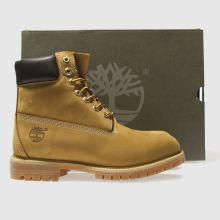 fba604944be mens natural timberland 6 inch premium boots | schuh