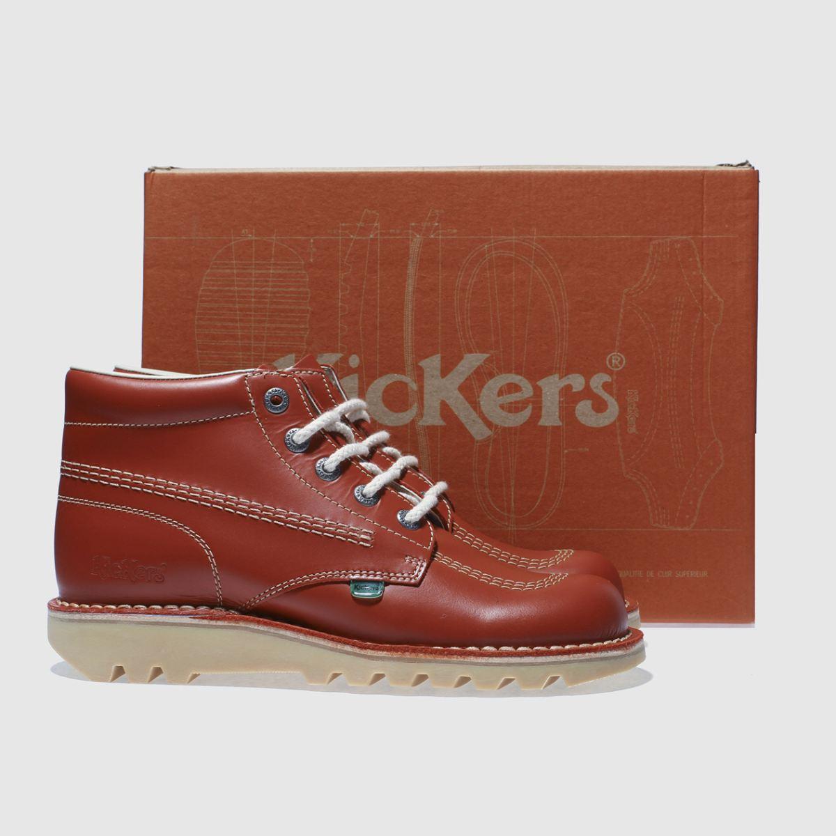 Herren Herren Herren Rot kickers Hi Boots | schuh Gute Qualität beliebte Schuhe edb132