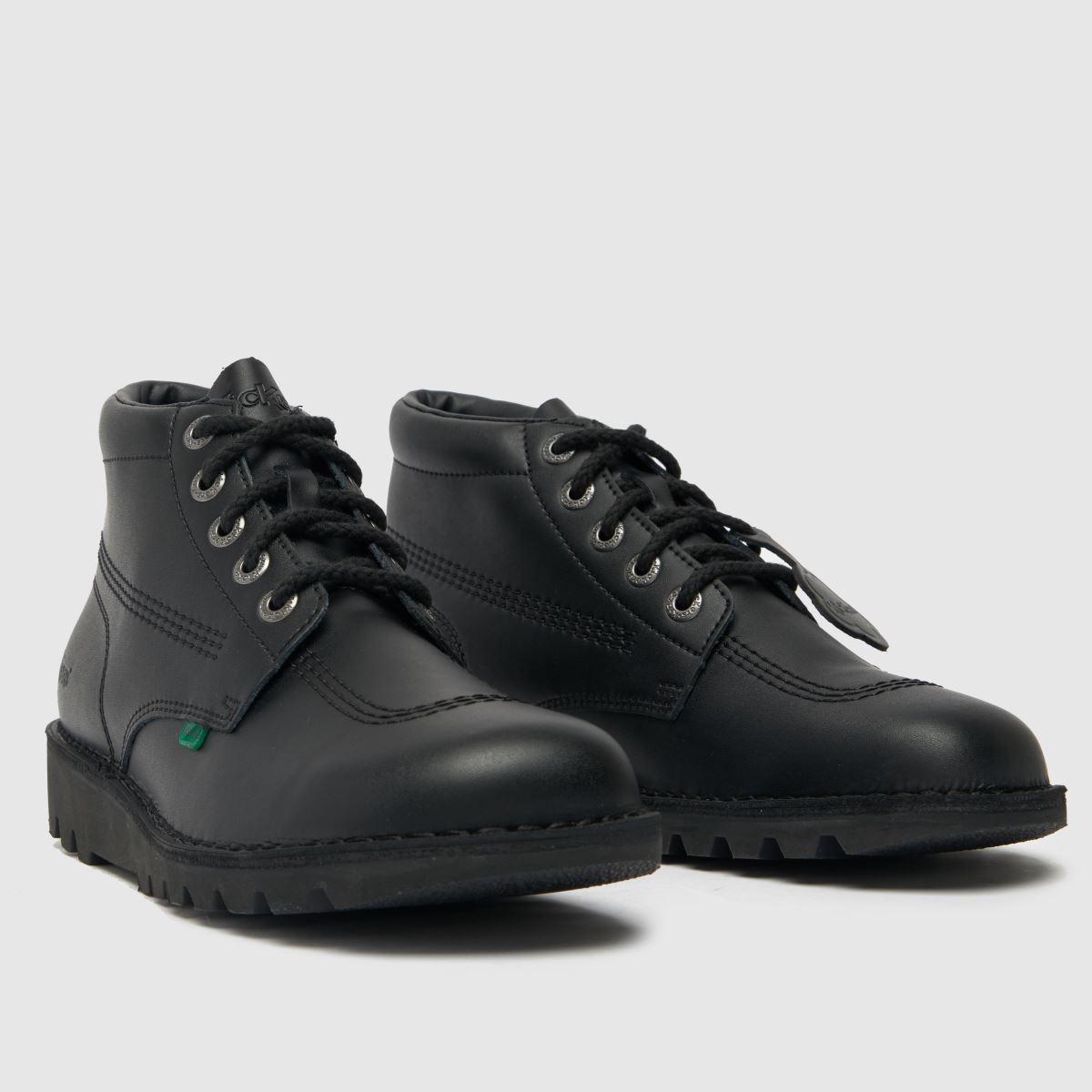 Herren Schwarz Gute kickers Hi Boots | schuh Gute Schwarz Qualität beliebte Schuhe 40fe8e