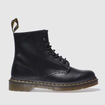 Dr Martens Black 1460 8 Eye Boot Mens Boots
