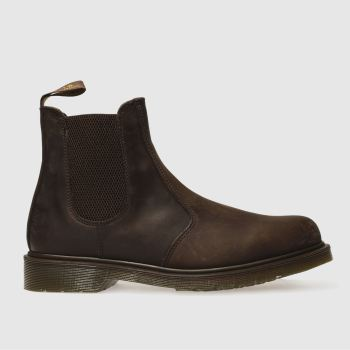 Dr Martens Brown 2976 Chelsea Mens Boots#
