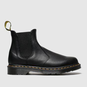Dr Martens Black 2976 Ambassador Chelsea Mens Boots