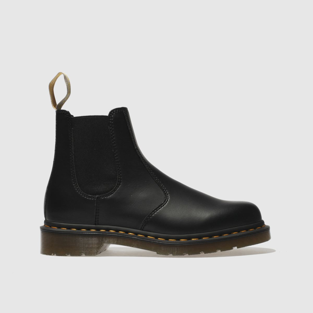 Dr Martens Black 2976 Vegan Chelsea Boot Boots
