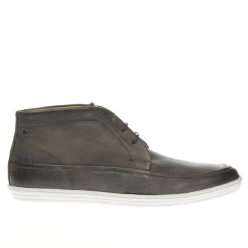 BASE LONDON GREY GIG CHUKKA BOOTS