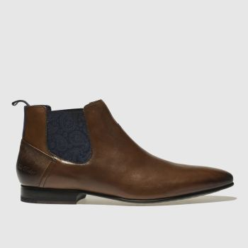 Ted Baker Brown Lowpez Mens Boots