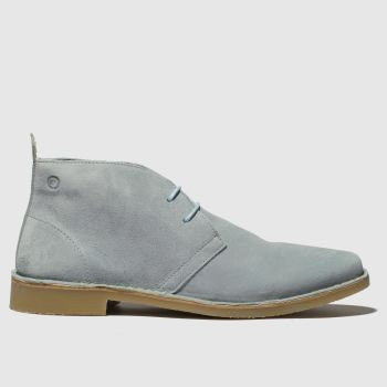 Red Or Dead Pale Blue Mr Lawrence Desert Boot Mens Boots