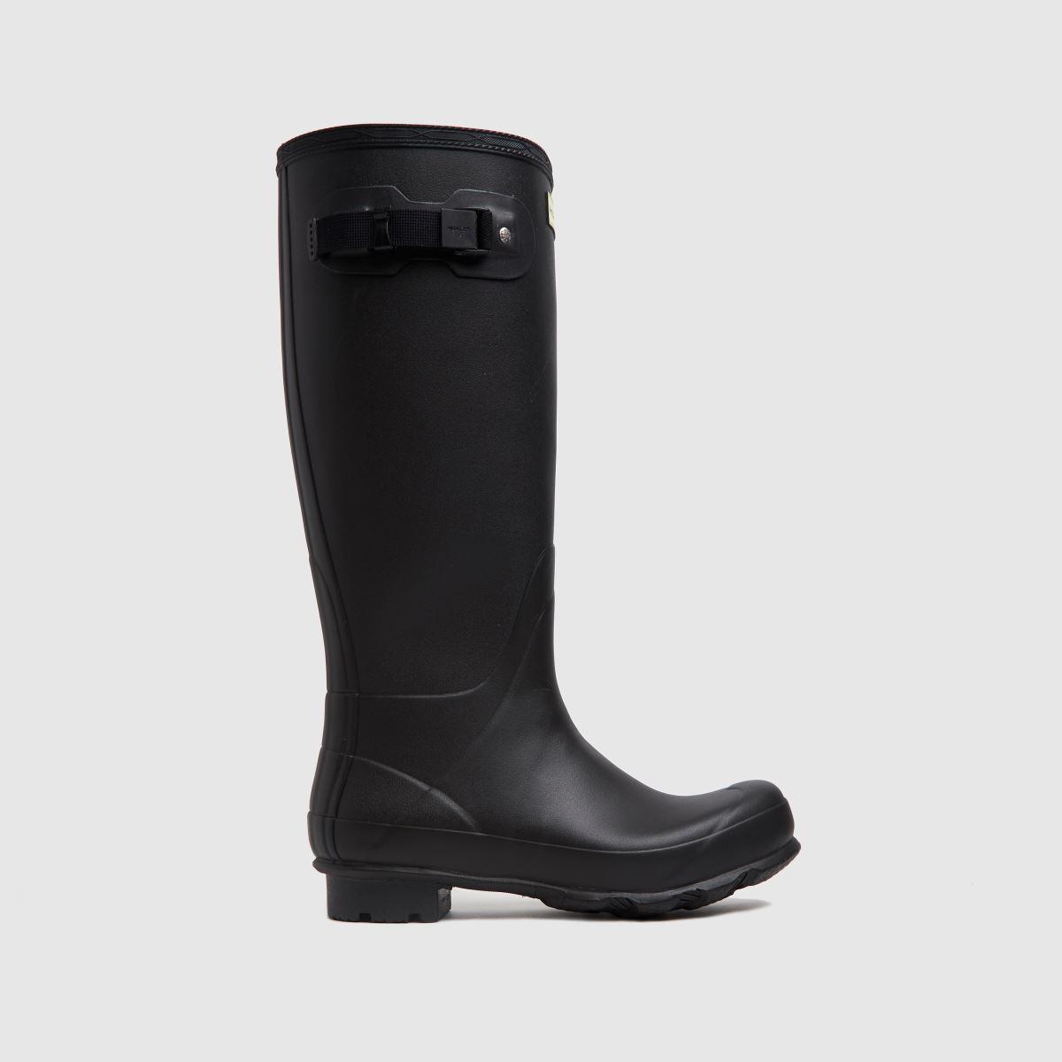 Hunter Black Original Norris Field Boot Boots