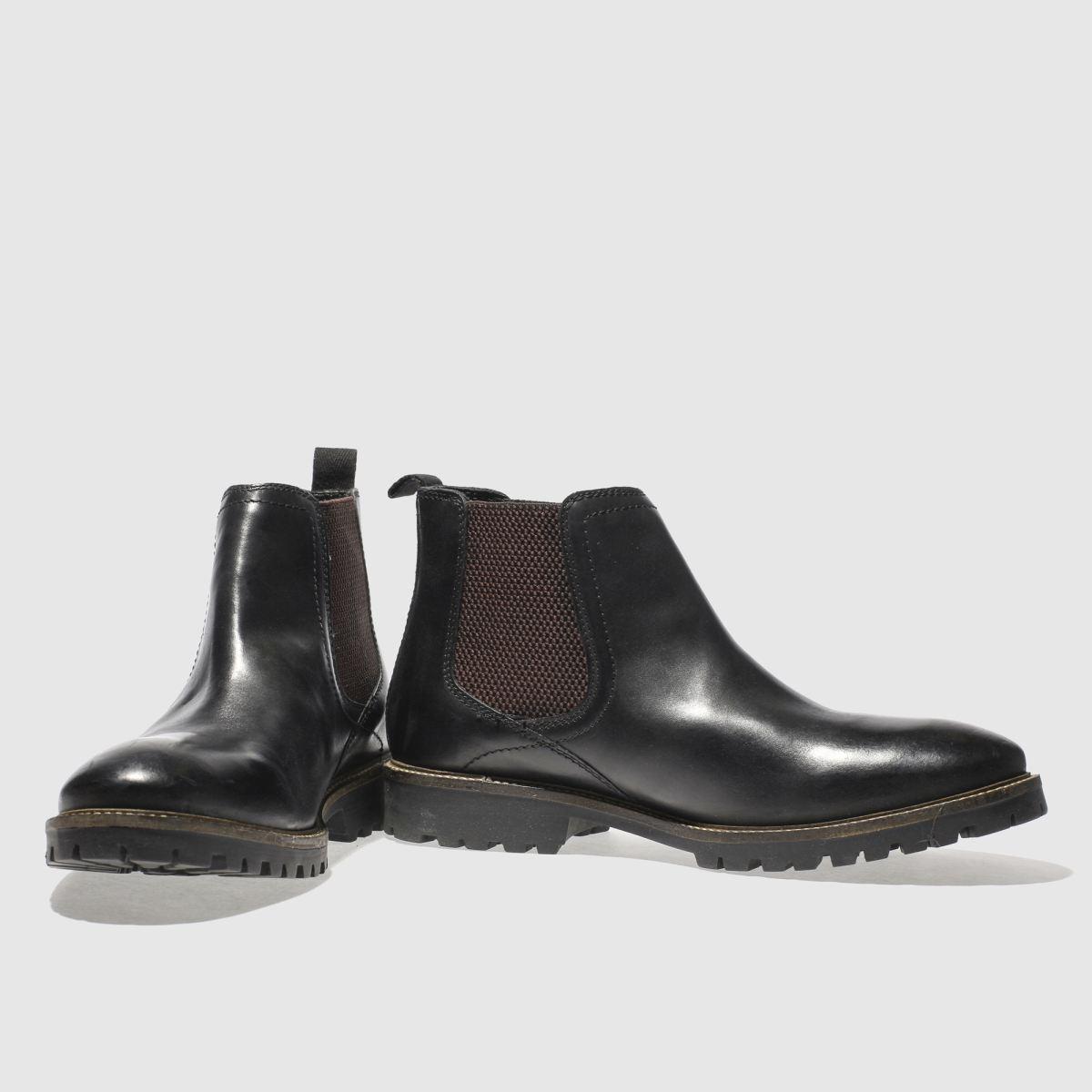 Herren Schwarz ikon Duster Chelsea Boots | schuh Gute Qualität beliebte Schuhe
