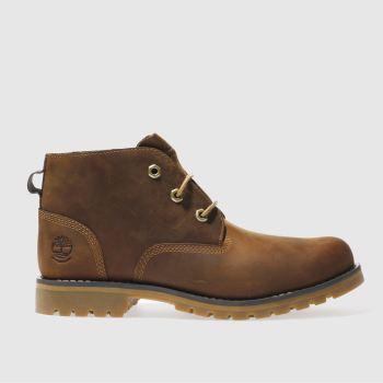 Timberland Tan Larchmont Chukka c2namevalue::Mens Boots