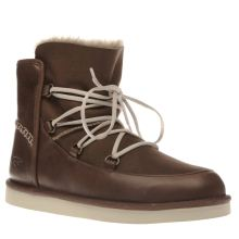 Ugg Australia Tan Levy Boots