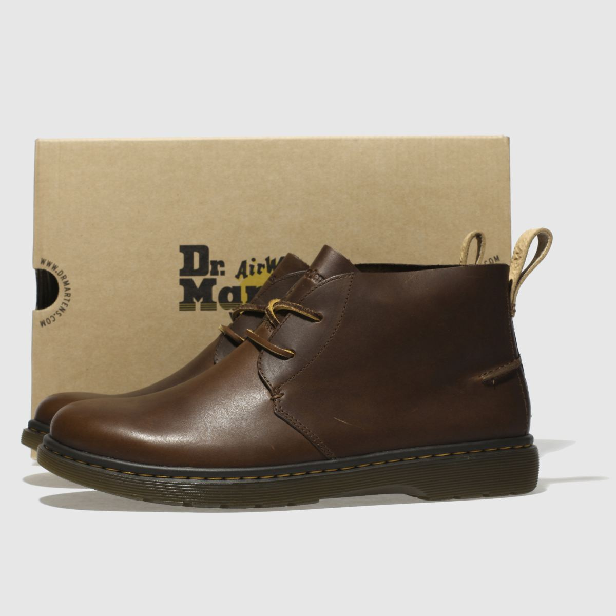 Herren Hellbraun Gute dr martens Ember Boots   schuh Gute Hellbraun Qualität beliebte Schuhe 87676b