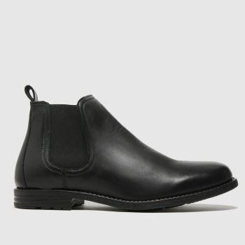 schuh Schwarz Nixon Chelsea Boot Herren Boots