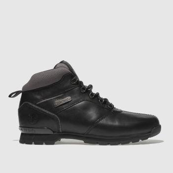 9a042df88d8 Timberland Black Splitrock 2 Mens Boots