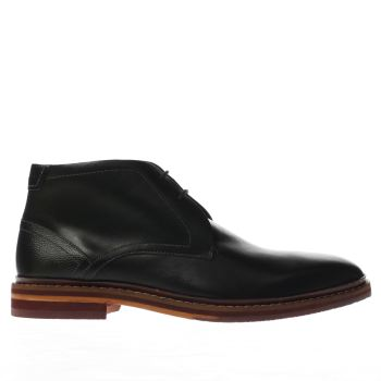 Ted Baker Black Azzlan Mens Boots