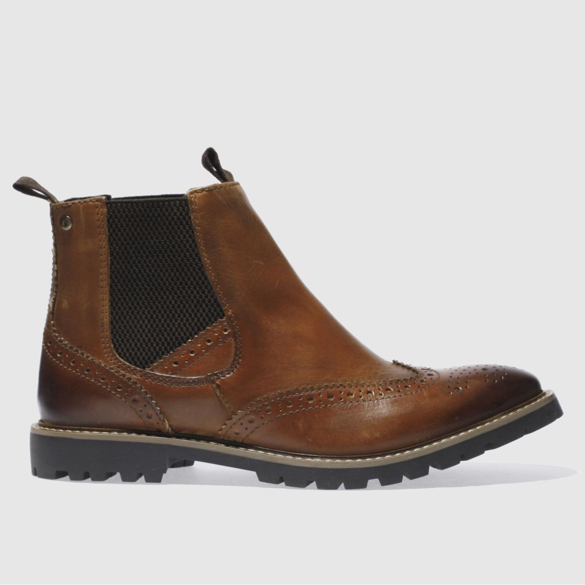 Base London Tan Base Bosworth Boots