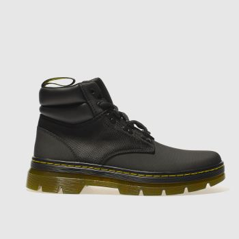 Dr Martens Black Rakim Ajax Mens Boots from Schuh