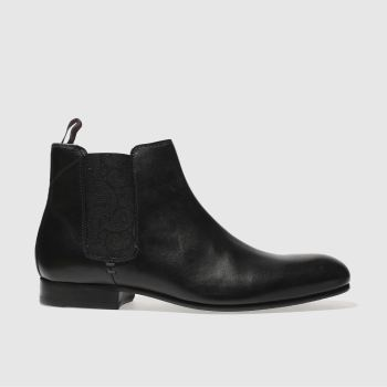 TED BAKER BLACK KAYTO BOOTS
