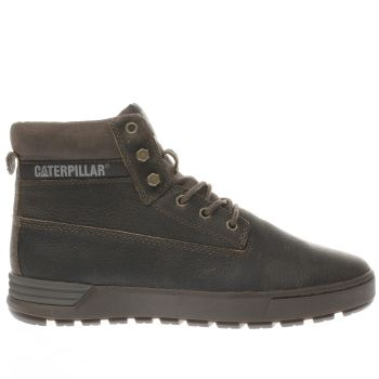 Cat-Footwear Khaki Ryker Mens Boots