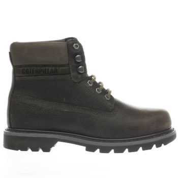 CAT-FOOTWEAR KHAKI COLORADO BOOTS