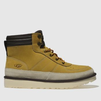 Ugg Natural Highland Sport Mens Boots