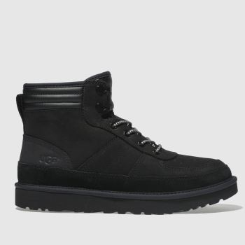 Ugg Black Highland Sport Mens Boots