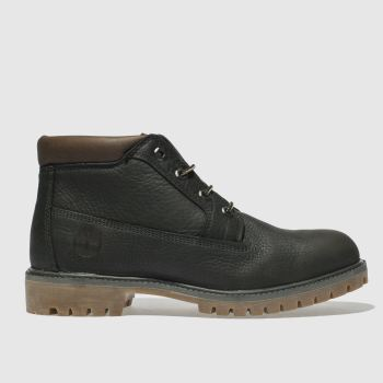 Timberland Dark Green Premium Chukka Ltd Mens Boots