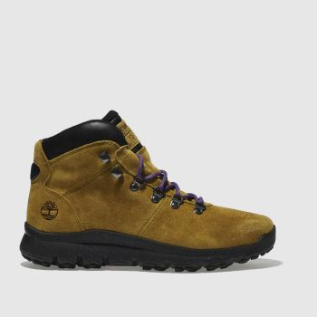 Timberland Natural World Hiker Mid Mens Boots