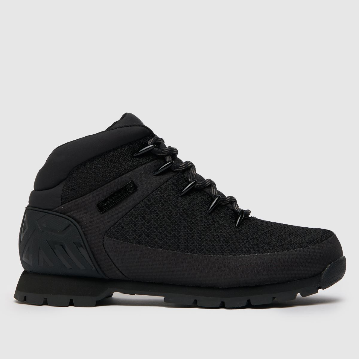 Timberland Black Euro Sprint Boots