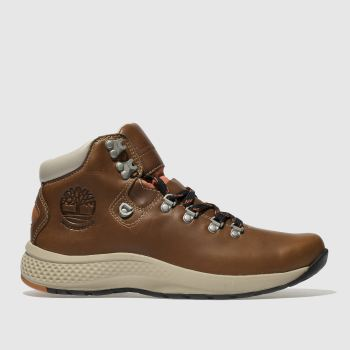 Timberland Brown 1978 Aerocore Hiker Mens Boots