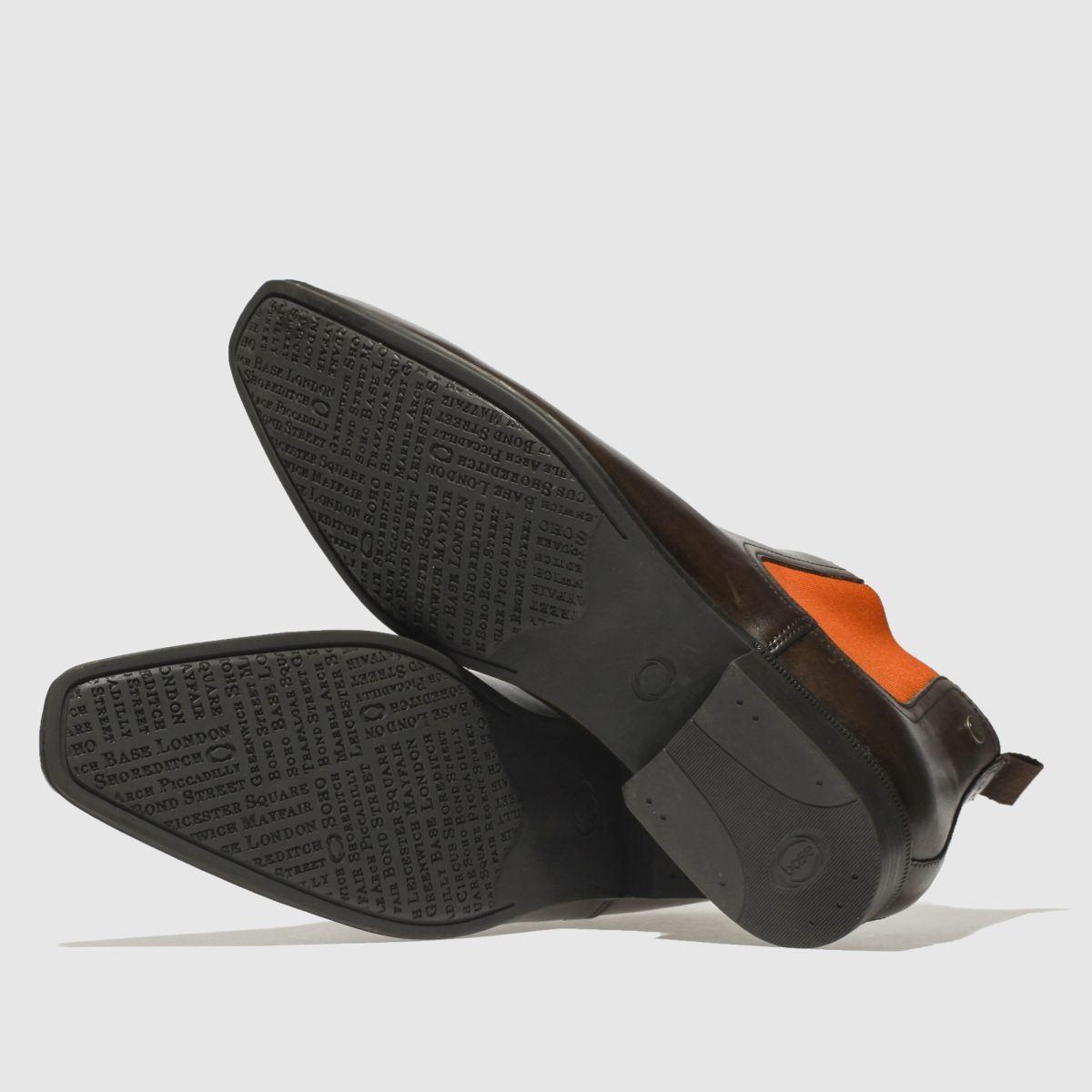 Herren Boots Braun-orange base london Weaver Boots Herren | schuh Gute Qualität beliebte Schuhe aec351