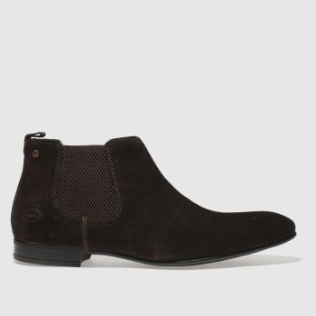Base London Brown CROFT Boots