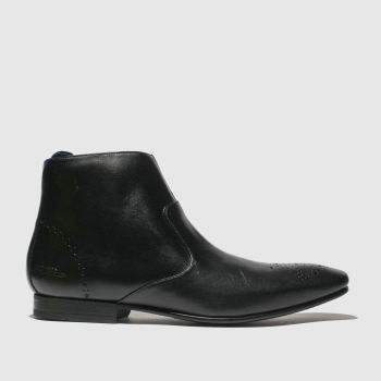 Ted Baker Black Visthh Mens Boots