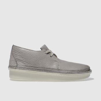 Clarks Originals Stone Oswyn Mid Mens Shoes