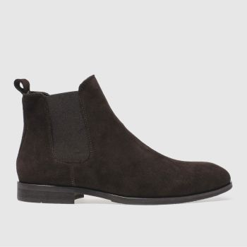 Schuh Brown Khan Chelsea c2namevalue::Mens Boots