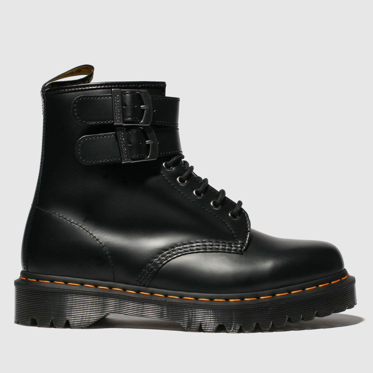 Dr Martens Black 1460 Alt Boots