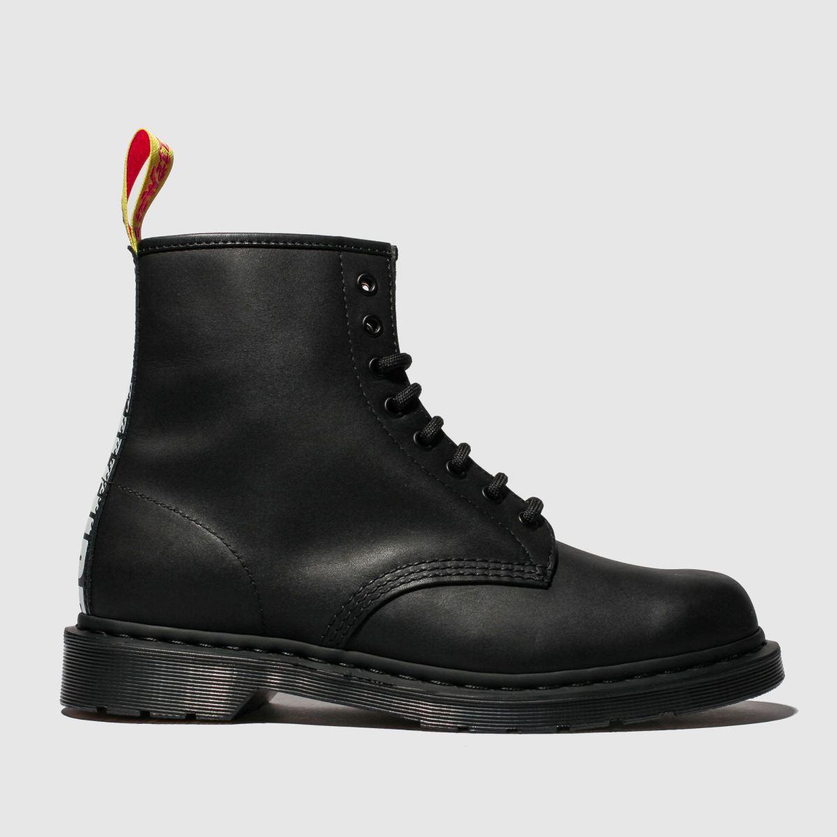 Dr Martens Black 1460 X Sex Pistols Boots