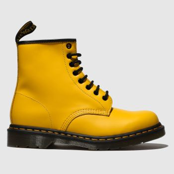 Dr Martens Yellow 1460 Mens Boots