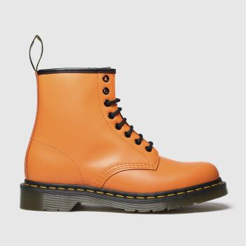 Dr Martens Orange 1460 c2namevalue::Mens Boots