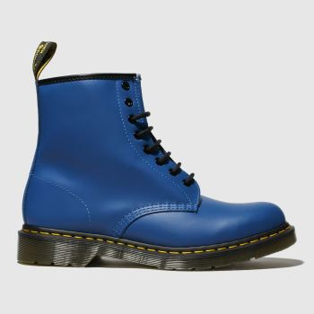 Dr Martens Blue 1460 Mens Boots from Schuh