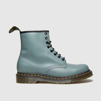 Dr Martens Grey 1460 Mens Boots