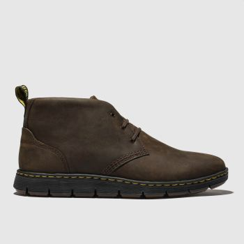 Dr Martens Brown Lawford Mid Boots