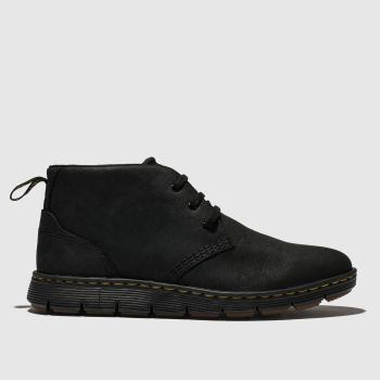 Dr Martens Black Lawford Mid Mens Boots