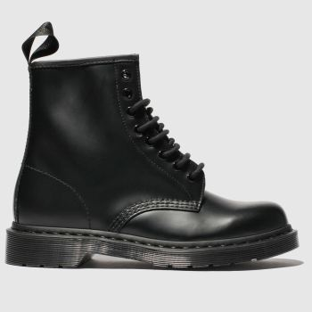 Dr Martens Schwarz 1460 Mono Herren Boots