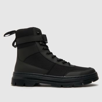 Dr Martens Black Combs Tech c2namevalue::Mens Shoes