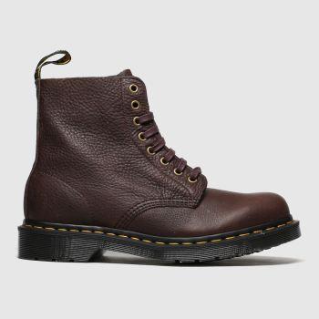 Dr Martens Brown 1460 Pascal Ambassador Boot Mens Boots