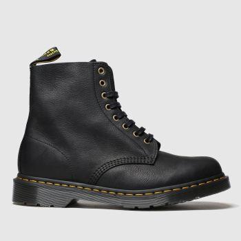 Dr Martens Black 1460 Pascal Ambassador c2namevalue::Mens Boots