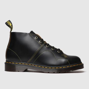 Dr Martens Black Church c2namevalue::Mens Boots